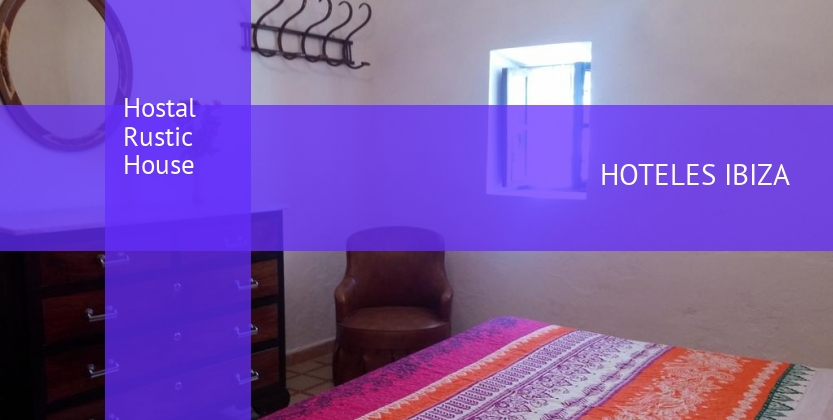 Hostal Rustic House opiniones