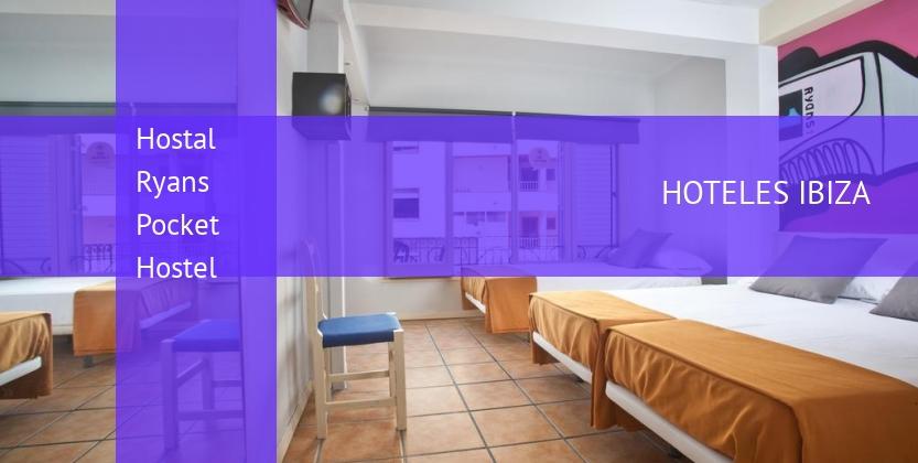 Hostal Ryans Pocket Hostel reservas
