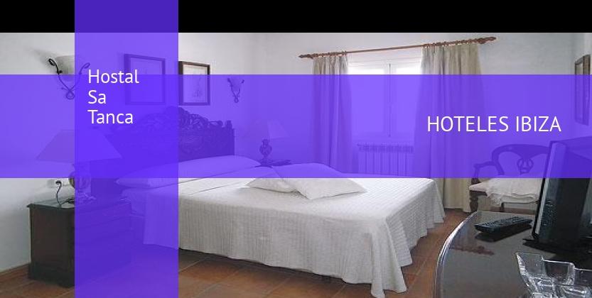 Hostal Sa Tanca booking