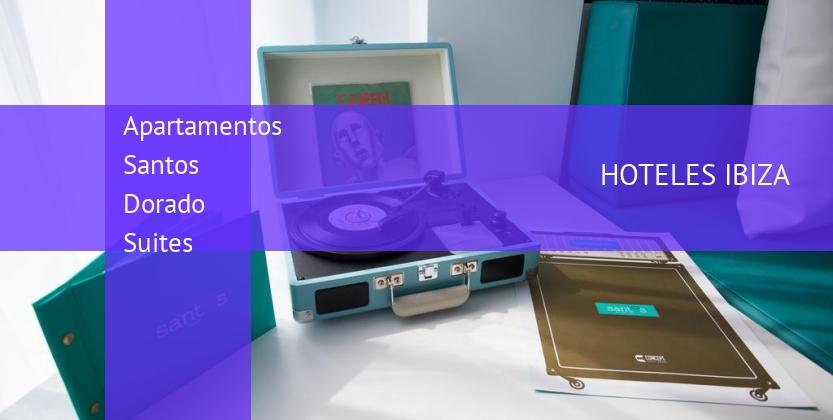 Apartamentos Santos Dorado Suites reservas