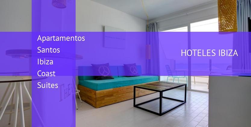 Apartamentos Santos Ibiza Coast Suites reservas