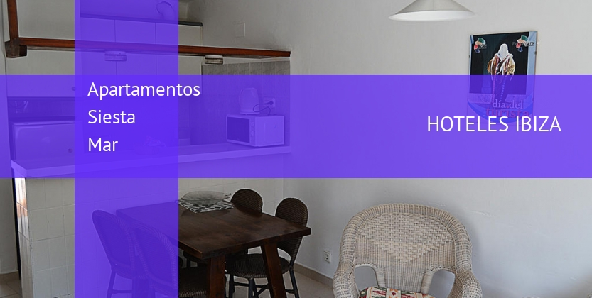 Apartamentos Siesta Mar barato