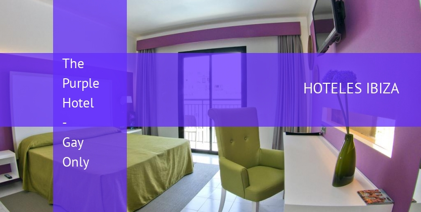 The Purple Hotel - Gay Only reservas