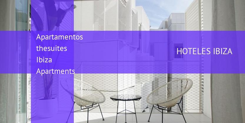 Apartamentos thesuites Ibiza Apartments baratos