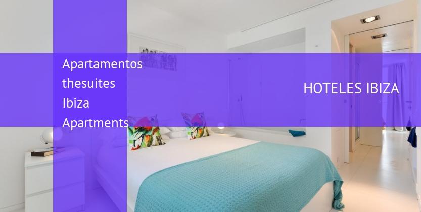 Apartamentos thesuites Ibiza Apartments booking