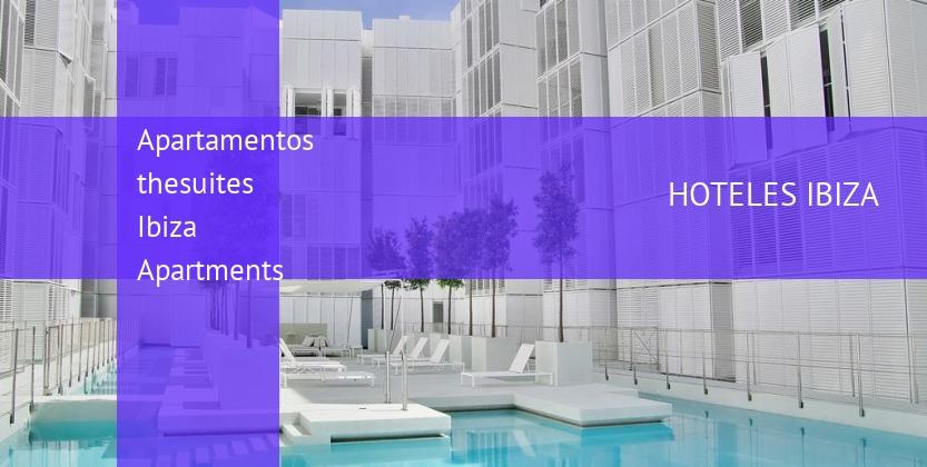 Apartamentos thesuites Ibiza Apartments reverva