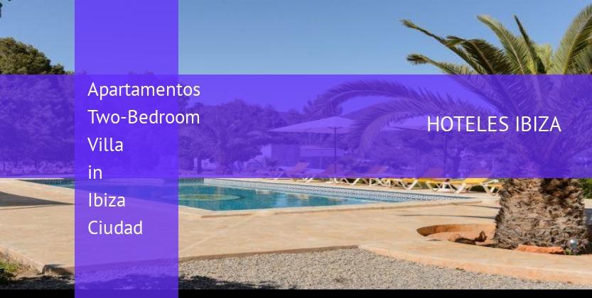 Apartamentos Two-Bedroom Villa in Ibiza Ciudad baratos
