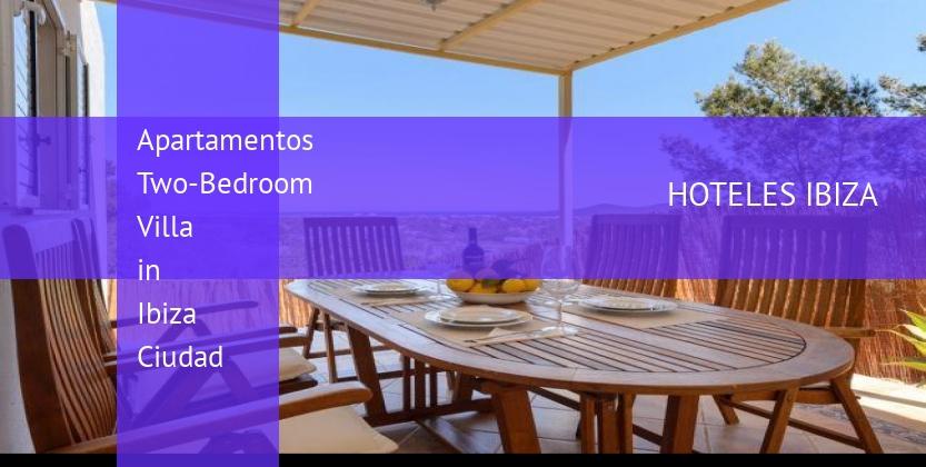 Apartamentos Two-Bedroom Villa in Ibiza Ciudad opiniones