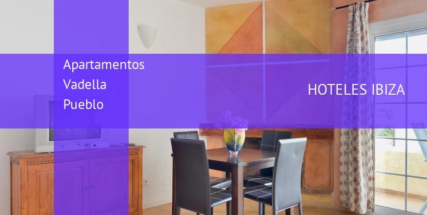 Apartamentos Vadella Pueblo reservas