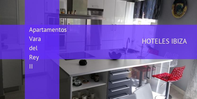 Apartamentos Vara del Rey II barato
