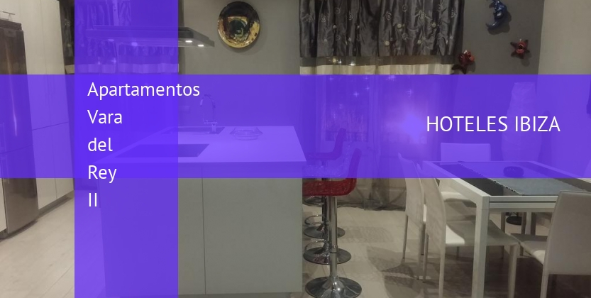 Apartamentos Vara del Rey II baratos