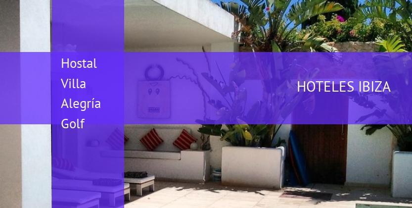 Hostal Villa Alegría Golf reverva