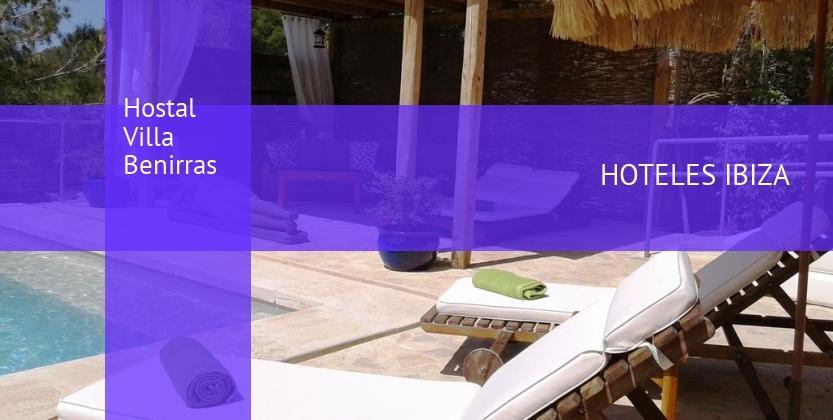 Hostal Villa Benirras reverva