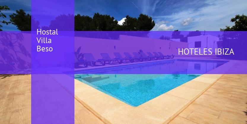 Hostal Villa Beso barato