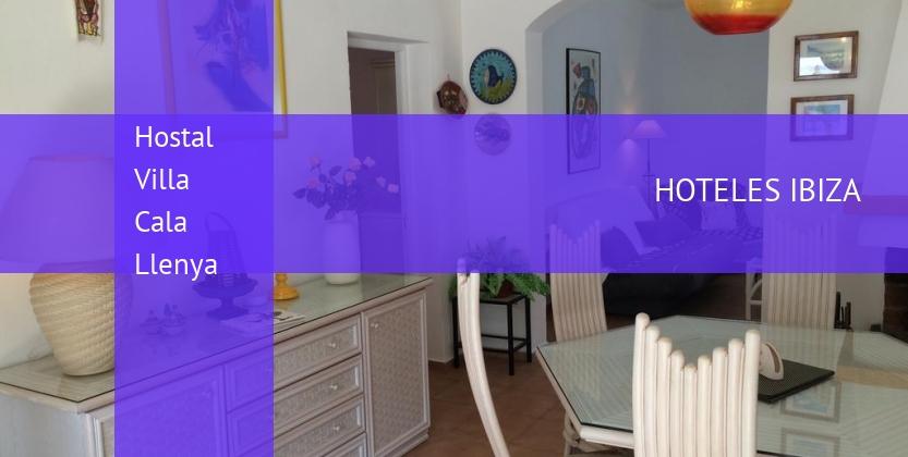 Hostal Villa Cala Llenya reservas