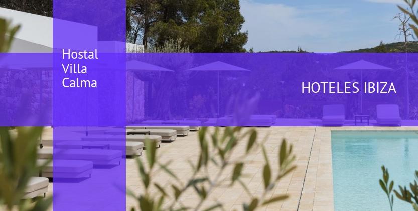 Hostal Villa Calma reservas
