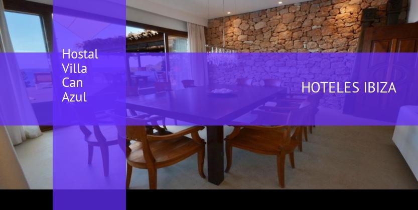 Hostal Villa Can Azul barato
