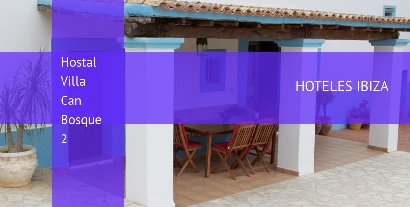 Hostal Villa Can Bosque 2 opiniones