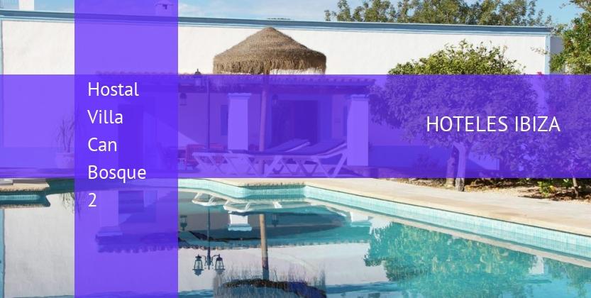 Hostal Villa Can Bosque 2 reverva