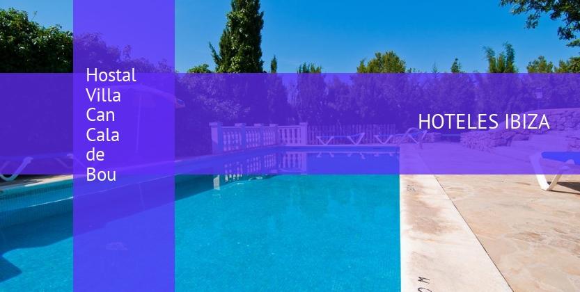Hostal Villa Can Cala de Bou