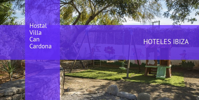 Hostal Villa Can Cardona booking