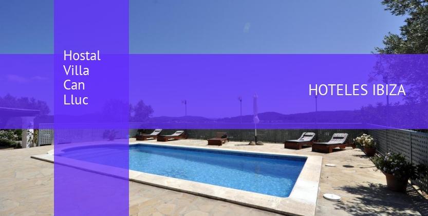 Hostal Villa Can Lluc reservas