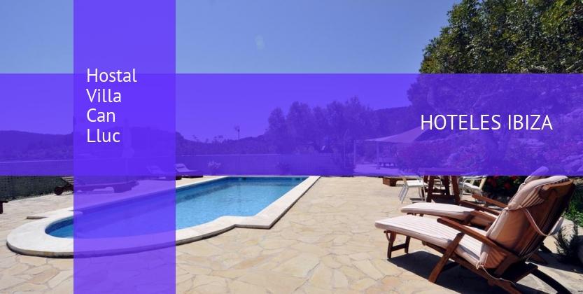Hostal Villa Can Lluc reverva