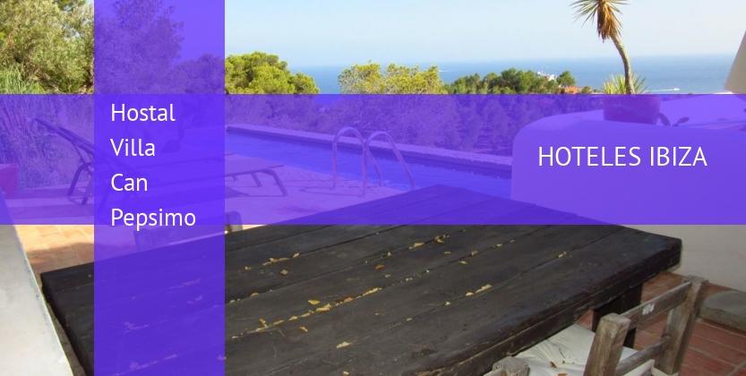 Hostal Villa Can Pepsimo baratos