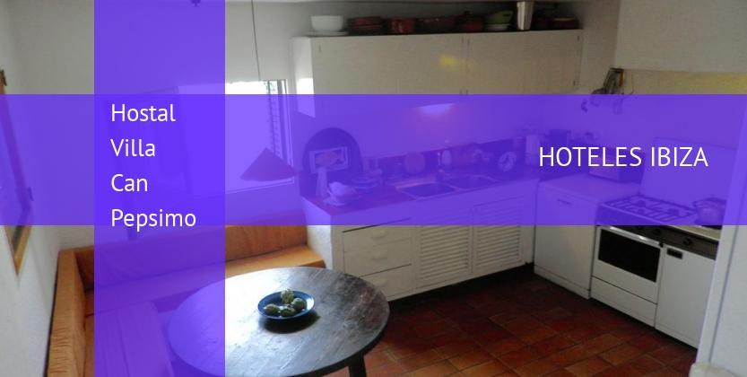 Hostal Villa Can Pepsimo booking