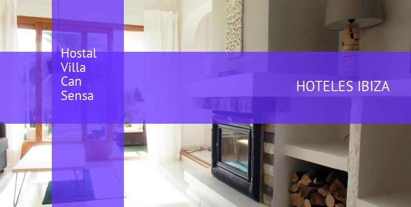 Hostal Villa Can Sensa reservas