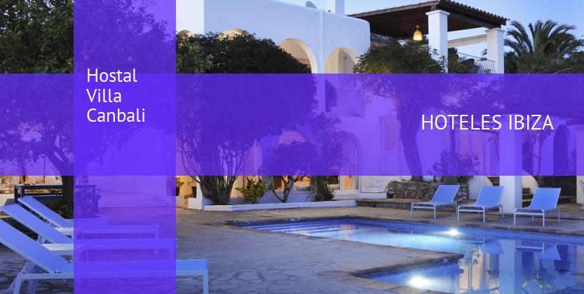 Hostal Villa Canbali barato