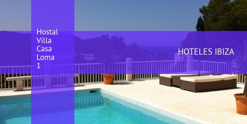 Hostal Villa Casa Loma 1 barato