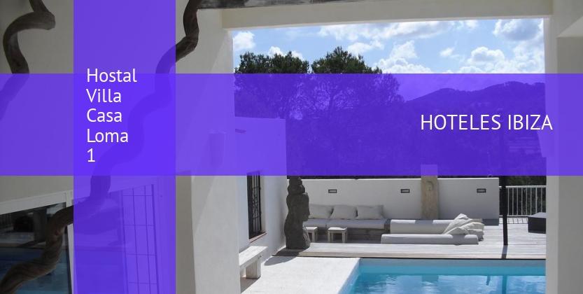Hostal Villa Casa Loma 1 baratos
