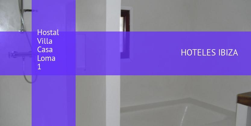 Hostal Villa Casa Loma 1 booking
