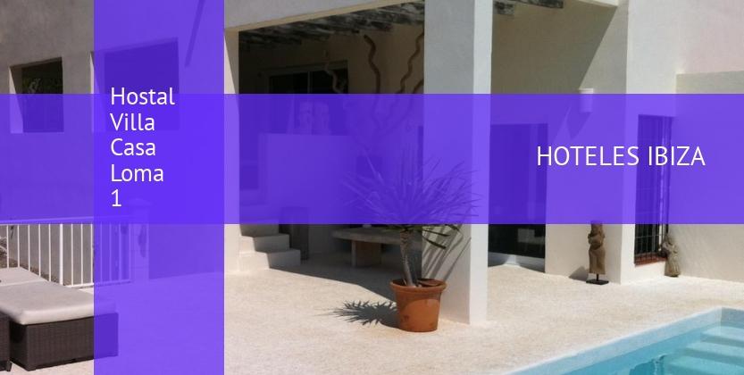 Hostal Villa Casa Loma 1 opiniones