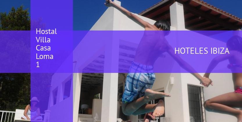 Hostal Villa Casa Loma 1 reservas