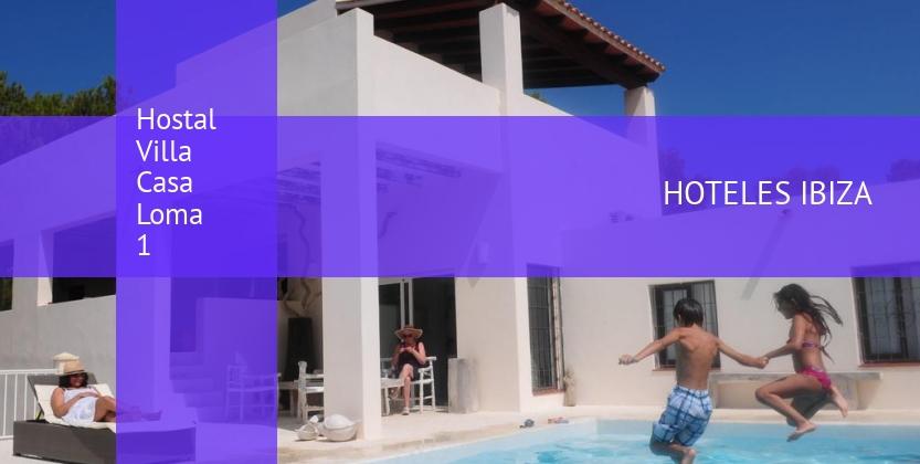 Hostal Villa Casa Loma 1 reverva