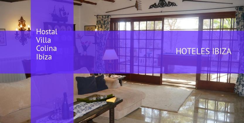 Hostal Villa Colina Ibiza barato