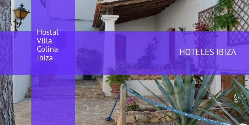 Hostal Villa Colina Ibiza booking