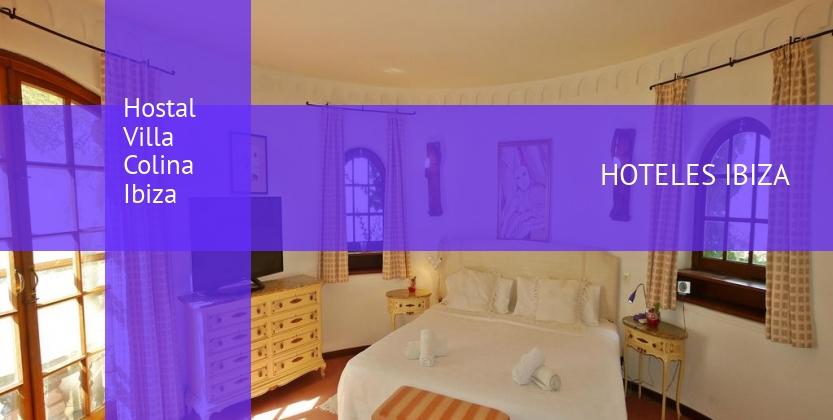 Hostal Villa Colina Ibiza reservas