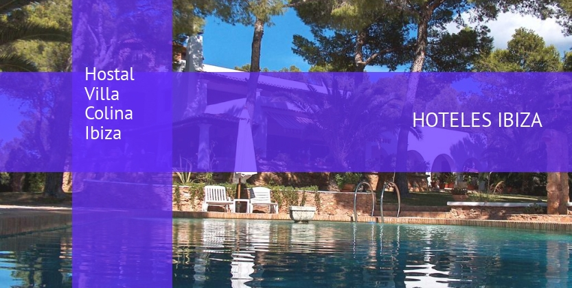 Hostal Villa Colina Ibiza reverva