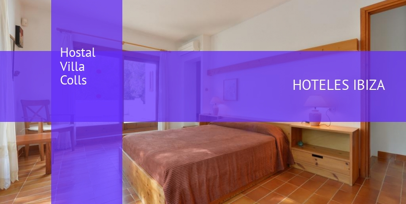 Hostal Villa Colls booking