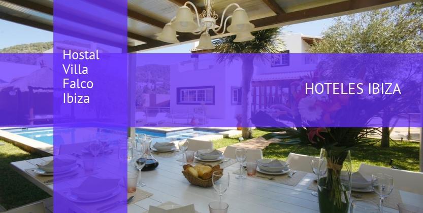 Hostal Villa Falco Ibiza barato