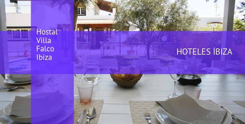 Hostal Villa Falco Ibiza baratos
