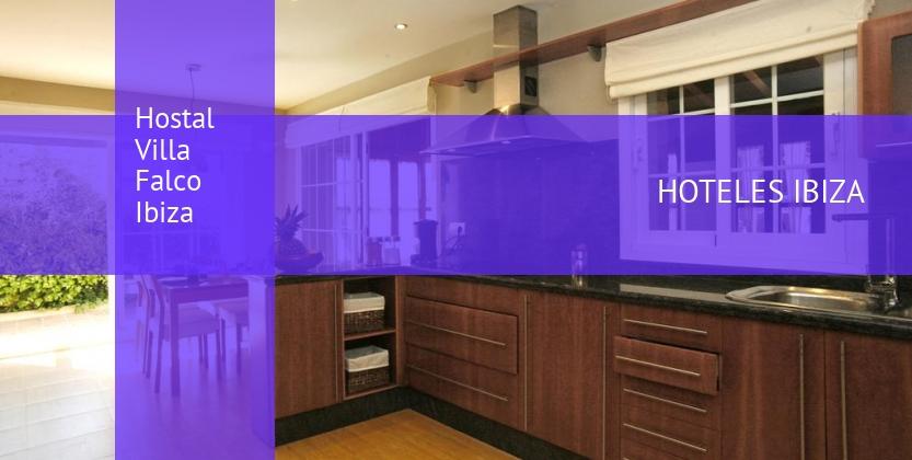 Hostal Villa Falco Ibiza booking