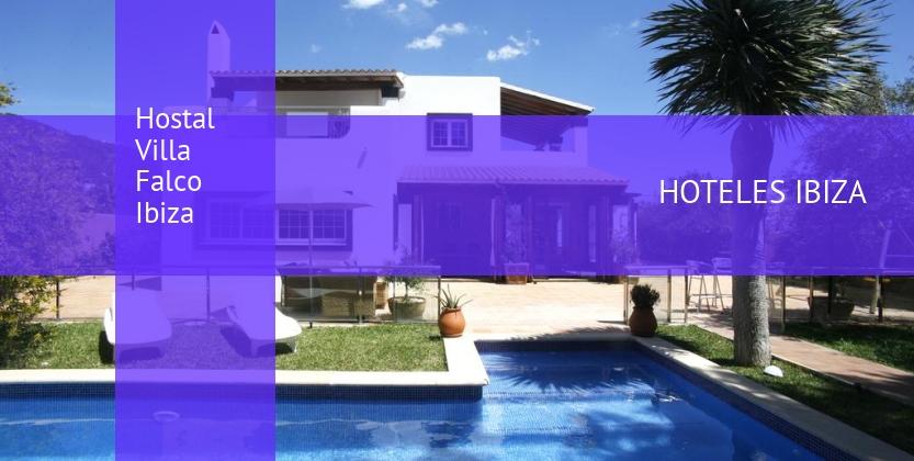 Hostal Villa Falco Ibiza reservas