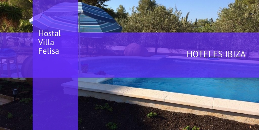 Hostal Villa Felisa reverva