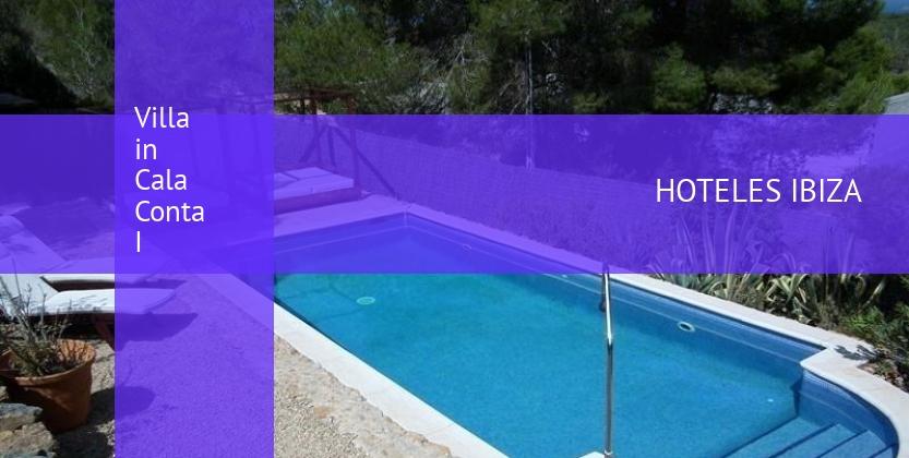 Villa in Cala Conta I opiniones