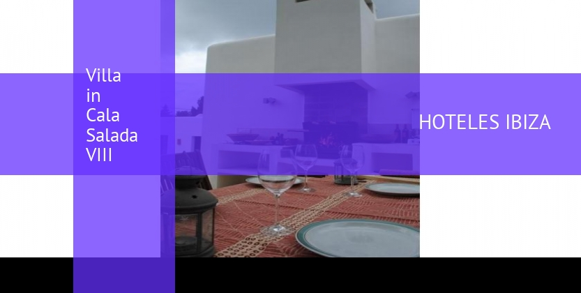 Villa in Cala Salada VIII baratos