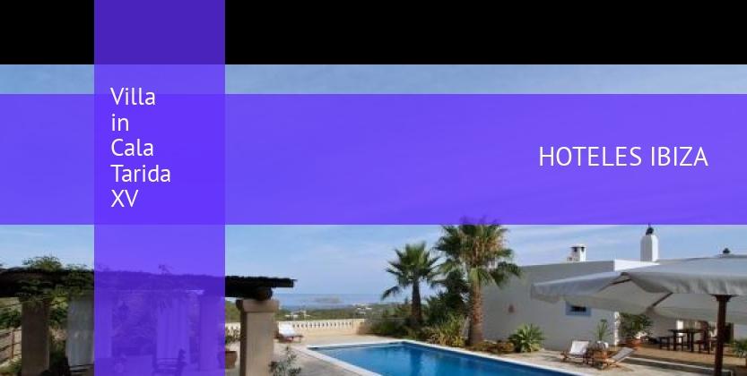 Villa in Cala Tarida XV opiniones